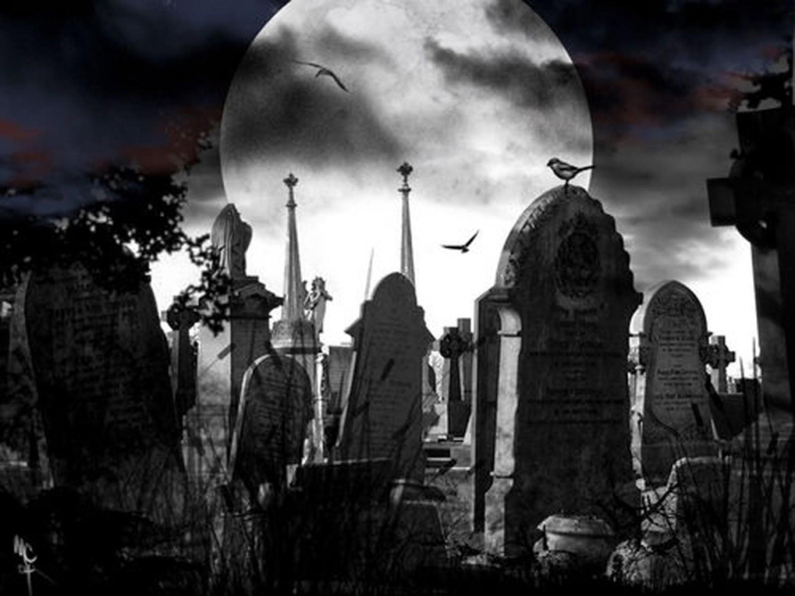 что происходит в гробу