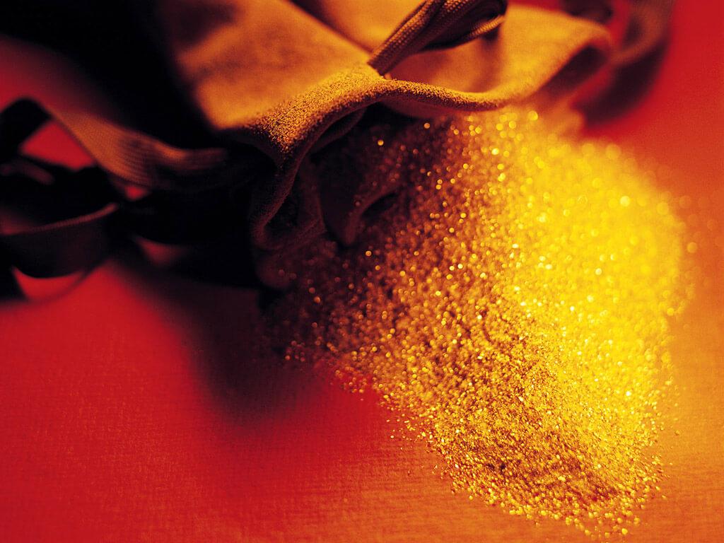 магия золота, золотая магия