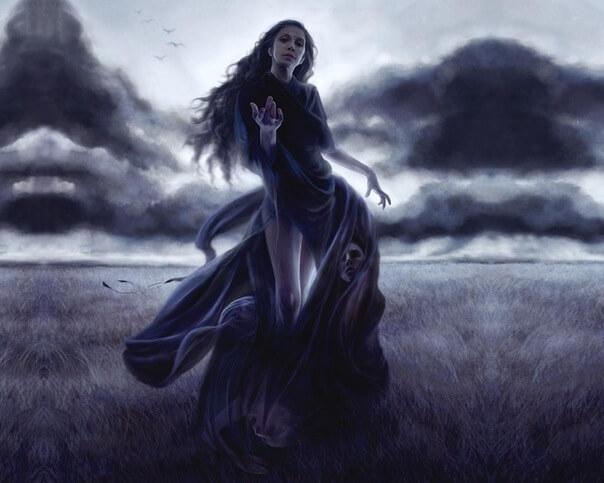 начинающая ведьма