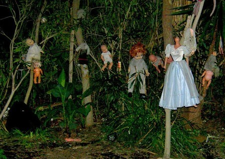 остров кукол фото