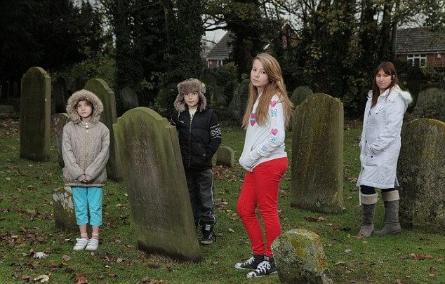 дети видят мертвых