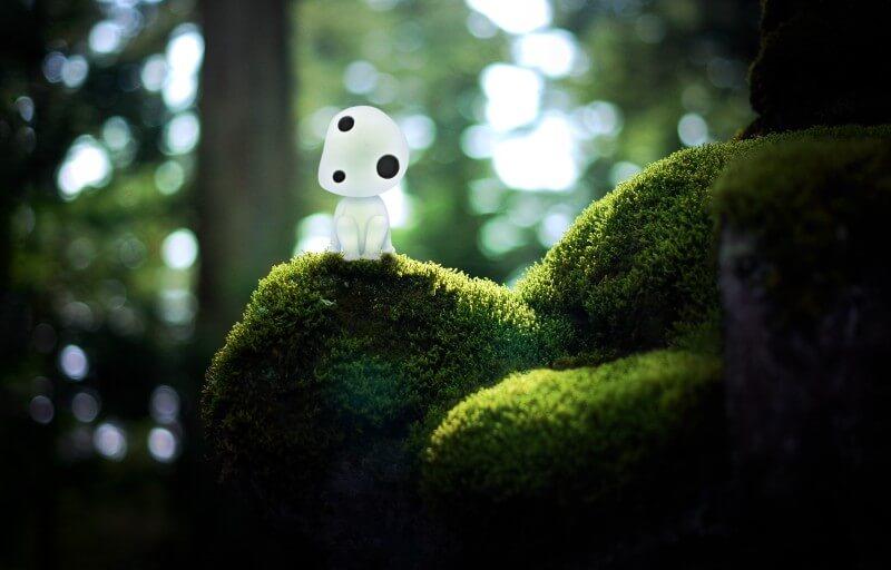 лесные духи у славян