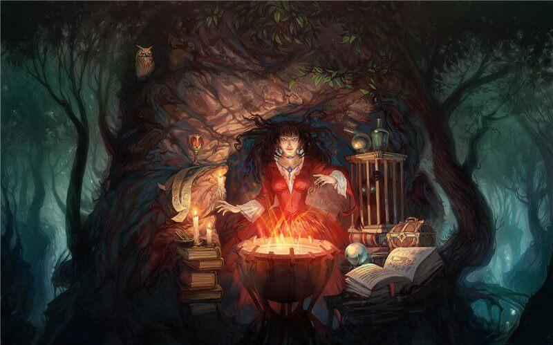 как убить ведьму?