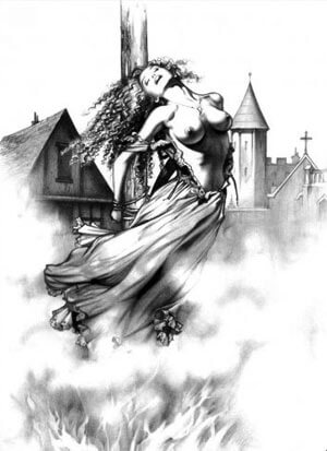 ведьмы средневековья