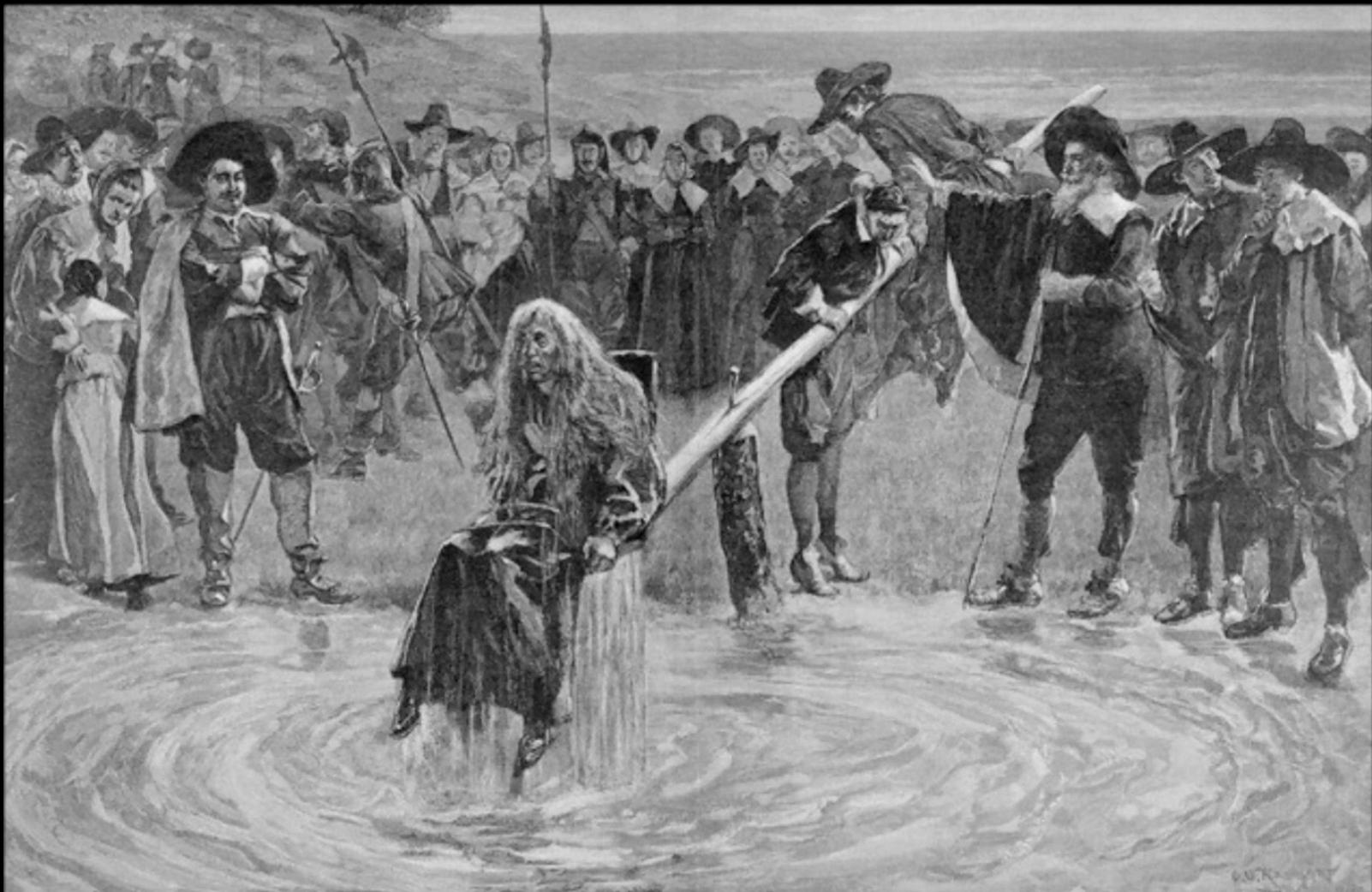 ведьмы в средние века