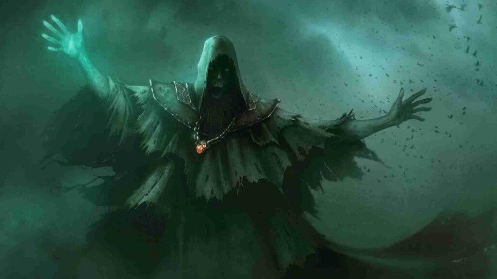 Как убить колдуна
