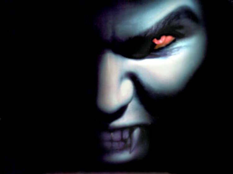 Как выглядят современные вампиры?