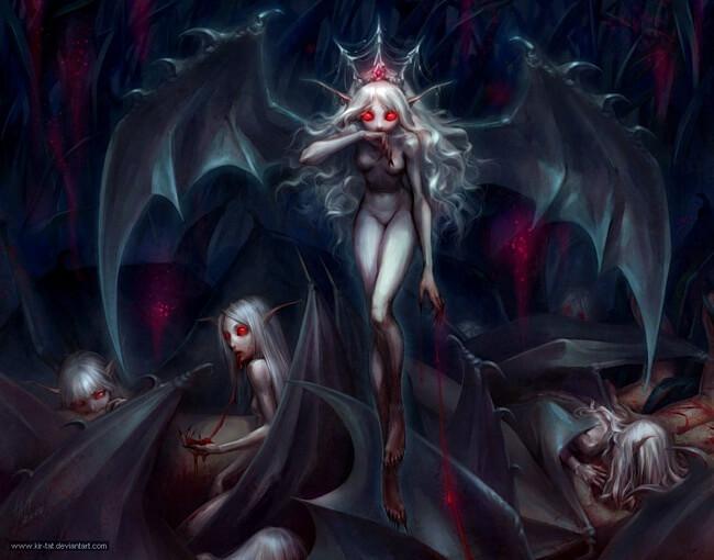 Вампир-демон