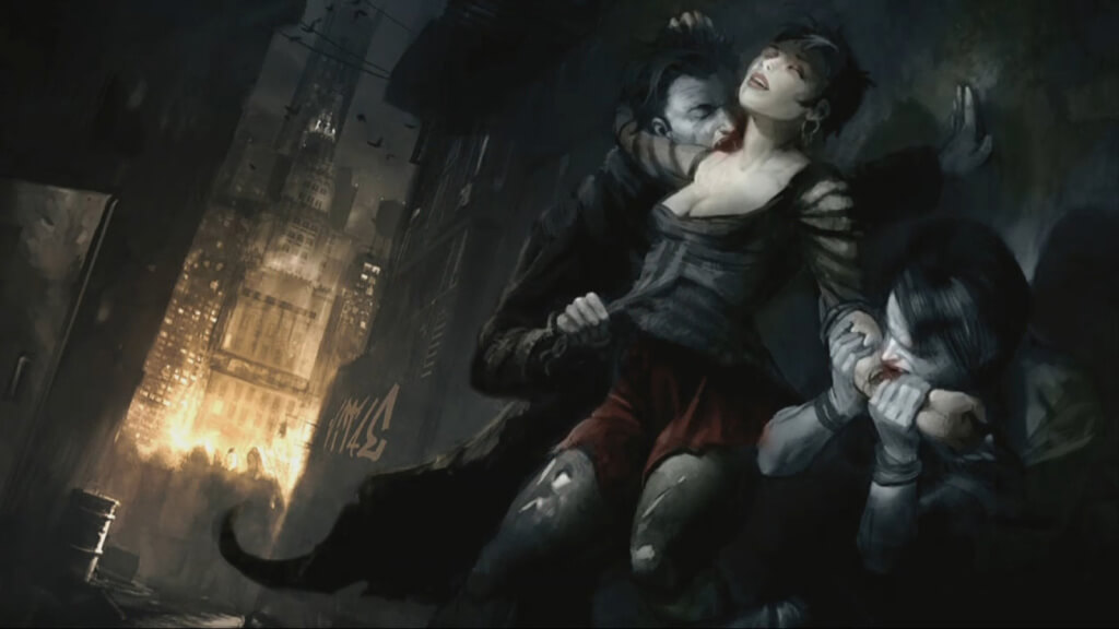 Как убить вампира осиновым колом.