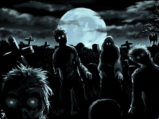 История зомби