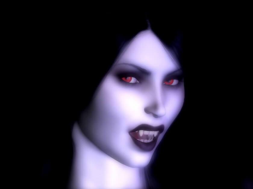 Существуют ли вампиры.