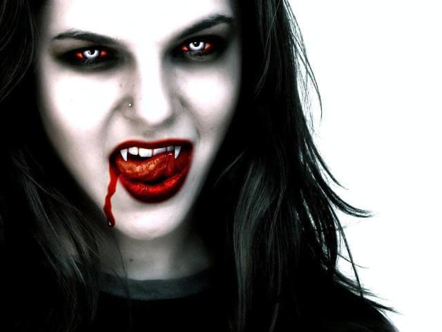 Картинки вампиров дитей около 8 лет