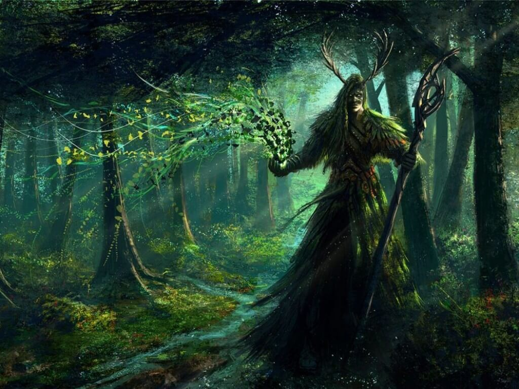 Праздник друидов