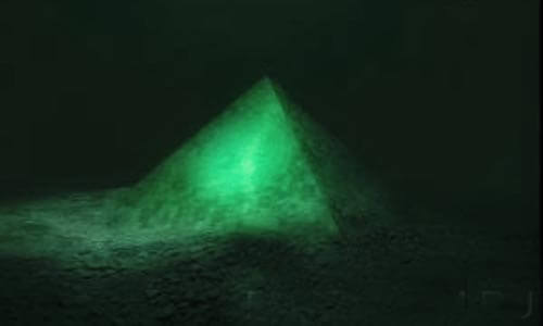 пирамиды в бермудах