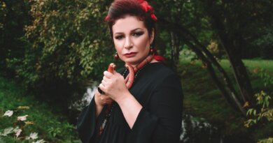 Алена Полынь — легендарная ведьма